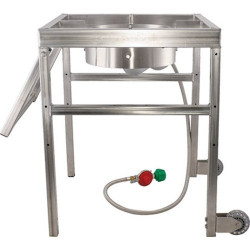 BrewBuilt- AfterBurner w/ Handle and Casters
