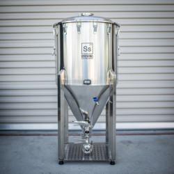 Ss Brewtech Chronical 1 BBL Stainless Fermenter Brewmaster Edition