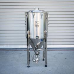 Ss Brewtech Chronical 1/2 BBL Stainless Fermenter Brewmaster Edition