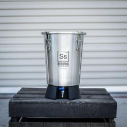 Ss Brewtech Brew Bucket Mini 3.5 gal Stainless Steel Fermenter