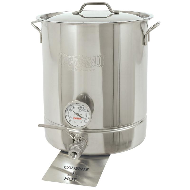 Bayou Classic 4 pc. Standard Brew Kettle Set