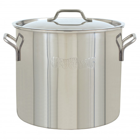 Bayou Classic Economy Brew Kettle, Stockpot and Lid