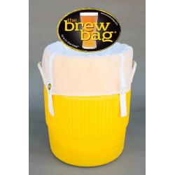 The Brew Bag - a mash tun...