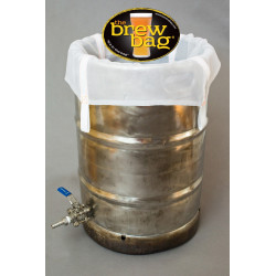 The Brew Bag for Keggles -...