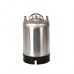 2.5 Gallon Ball-Lock Keg,...