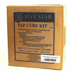 Tap Cure Kit, 4Pc.Set For...