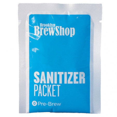 No-Rinse Sanitizer Packet