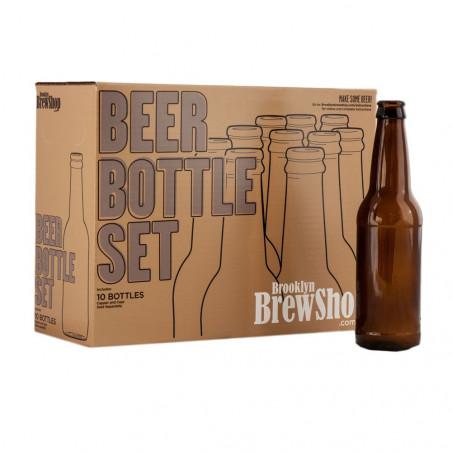 Beer Bottle Set (10 x12 oz.)