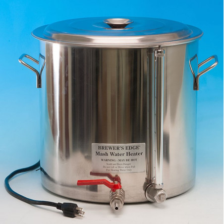 7 Gallon Mash Water Heater Without Mash Heat Control