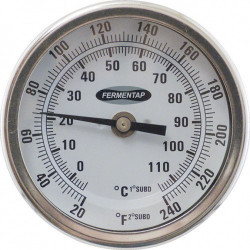 Fermentap Thermometer (3in....