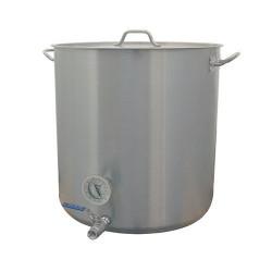 26 Gallon Stainless Mash Tun