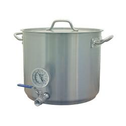8 Gallon Stainless Mash Tun