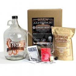 1 Gallon DIY Ginger Beer Kit