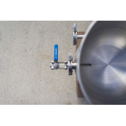 20 gal   Ss Brew Kettle Brewmaster Edition