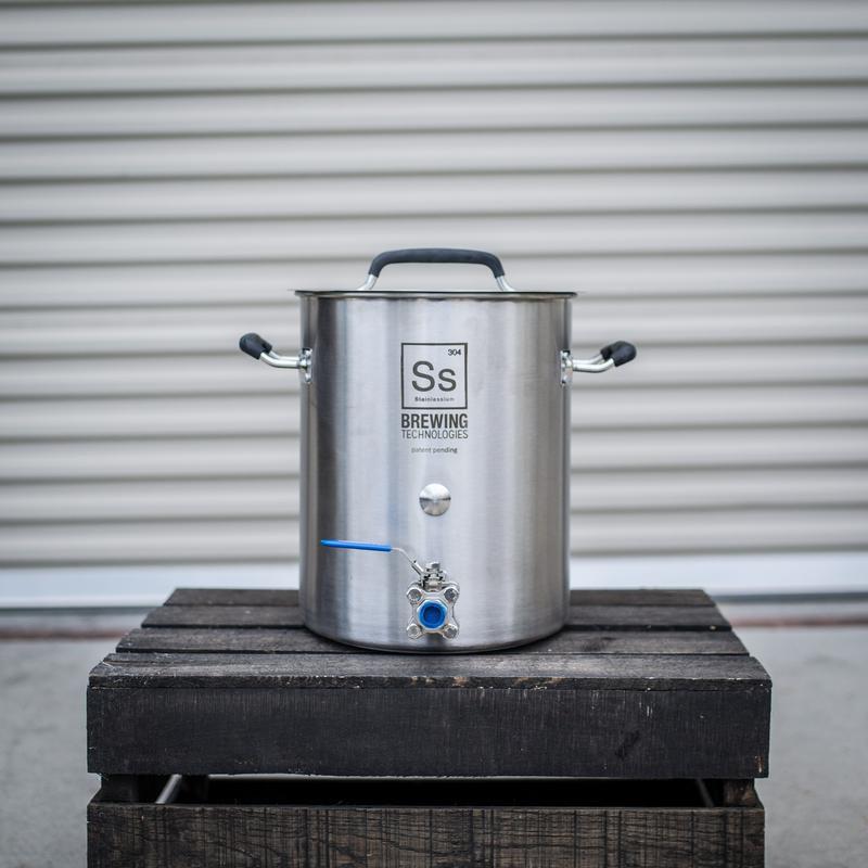 Ss Brew Kettle 5.5 gal