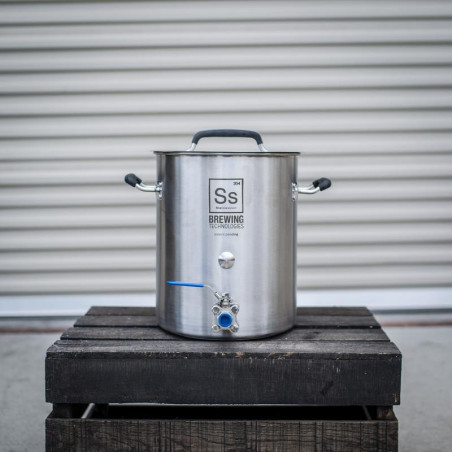 Ss Brewtech Stainless Steel Brewing Kettle - 5.5 gal.