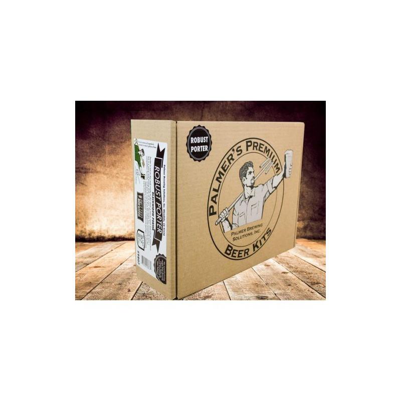 Palmer Premium Beer Kits - Black Widow - Robust Porter