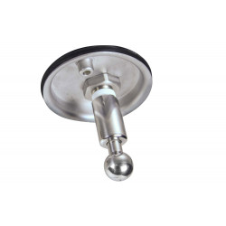 CIP Spray Ball with Lid Hatch