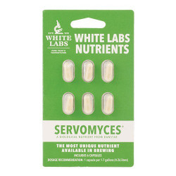 White Labs Servomyces Yeast Nutrients