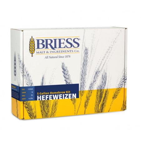 Hefeweizen 5 Gallon Beer Recipe Kit
