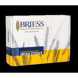 BRIESS Better Brewing Irish Stout 5 Gallon Homebrew Recipe & Ingredients Kit