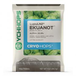 LupuLN2 Pellets, Cryo Hops Ekuanot - 1 oz Package