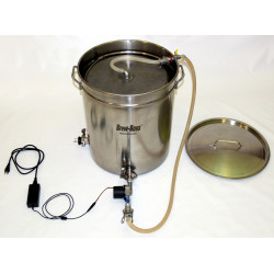 Preconfigured Deluxe 15 Gallon 240 Volt Brew-Boss Electric Brewery System