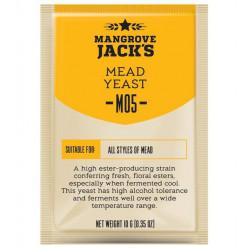 Mangrove Jack's M05 Mead Craft Series Dried Yeast