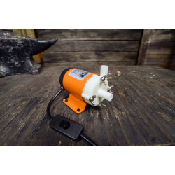Anvil Brewing Small Batch Brewers Pump for Recirculating & Transferring Wort