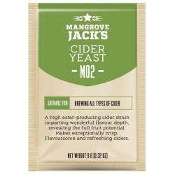 Mangrove Jack's M02 Cider Craft Series Yeast