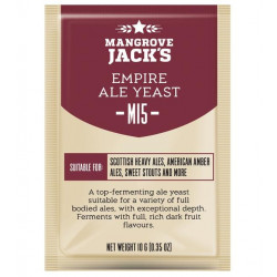Mangrove Jack's M15 Empire Ale Craft Series Yeast