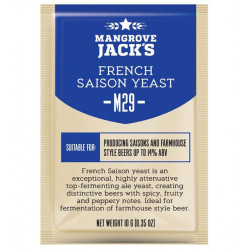 Mangrove Jack's M29 French Saison Craft Series Yeast