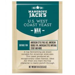 Mangrove Jack's M44 U.S. West Coast Craft Series Beer Yeast