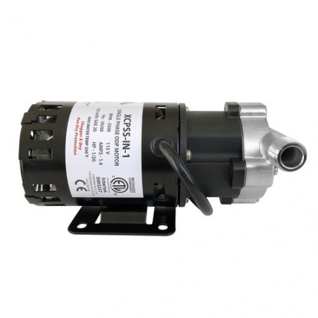 Chugger Pump with High Temperature Stainless Steel Head (X-Dry Series)