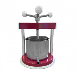 Fruit Press, 1.3 L Aluminum / Stainless Steel