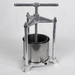 3 L Aluminum / Stainless Steel Fruit Press