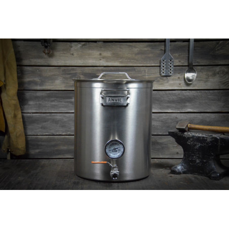 Anvil Brewing Equipment 10 gallon Brew Kettle