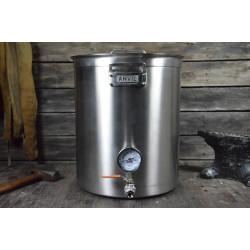 Anvil Brewing Equipment 20 gallon Brew Kettle