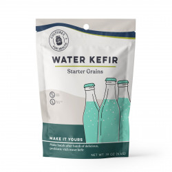 Water Kefir Starter Grains