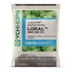 Loral Brand HBC 291 CRYO...