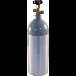 CO2 Tank - 5 lb Aluminum