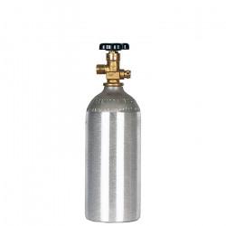 2.5 lb CO2 Cylinder Aluminum