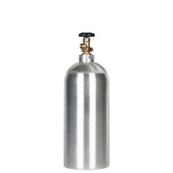 10 lb CO2 Cylinder Aluminum