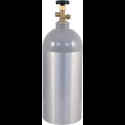 10 lb CO2 Tank - Aluminum