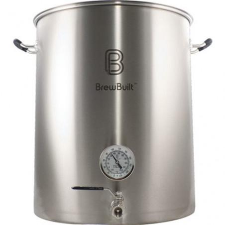 BrewBuilt Stainless Steel Mash Tuns