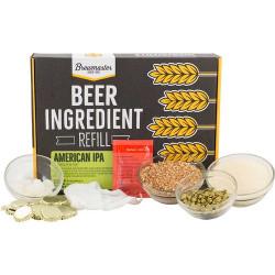 American IPA Beer Brewing...