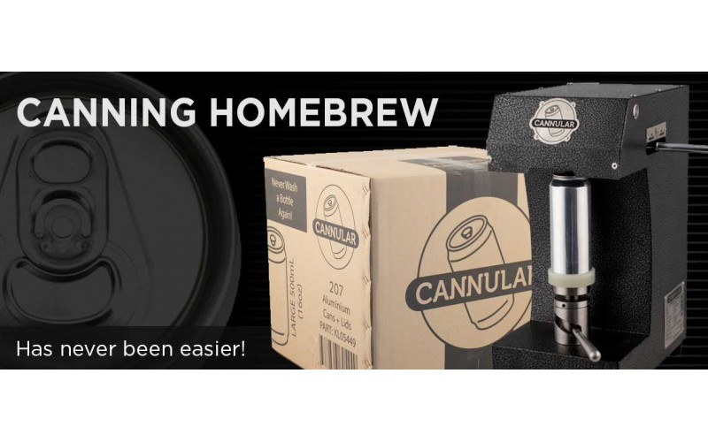 Start Canning Your Homebrew Today!
